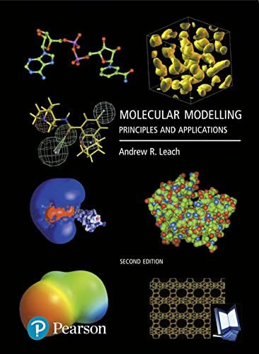 9780582382107: Molecular Modelling: Principles and Applications (2nd Edition)