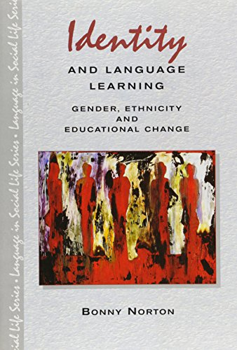 9780582382244: Identity and Language Learning: Gender, Ethnicity and Educational Change