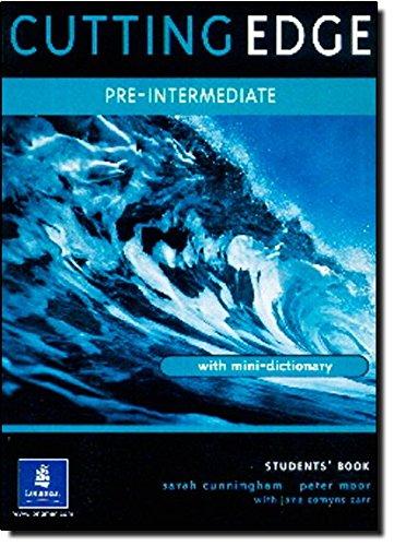 9780582382602: Cutting Edge Pre-Intermediate Students Book