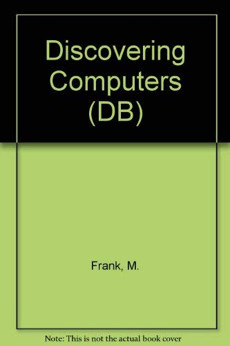 9780582390614: Discovering Computers (DB)