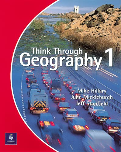 9780582400856: Think Through Geography Student Book 1 Paper
