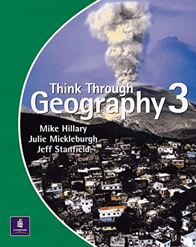 9780582400894: Think Through Geography Student Book 3 Paper: Gr 11: Pupil's Book Bk.3