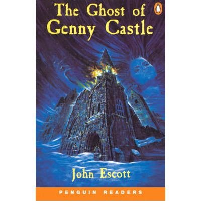 9780582401273: Ghost of Genny Castle Book/Cassette Pack (Penguin Readers (Graded Readers)) (English and Spanish Edition)