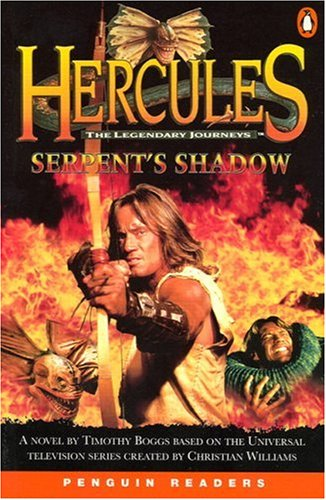 9780582401310: Hercules Serpent's Shadow: The Legendary Journeys (Penguin Readers (Graded Readers))