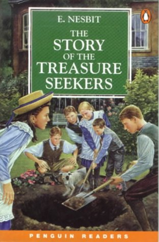 9780582401532: The Story of the Treasure Seekers (Penguin Joint Venture Readers)