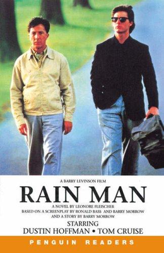 9780582402072: Rain Man Book & Cassette Pack (Penguin Readers (Graded Readers))