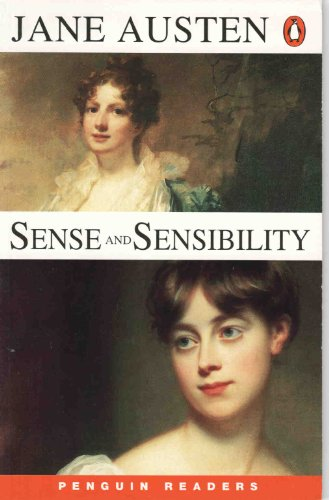 9780582402140: Sense and Sensibility (Penguin Joint Venture Readers)