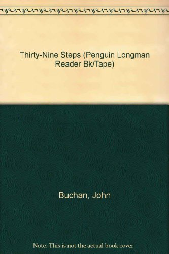 9780582402218: The Thirty-nine Steps (Penguin Joint Venture Readers)