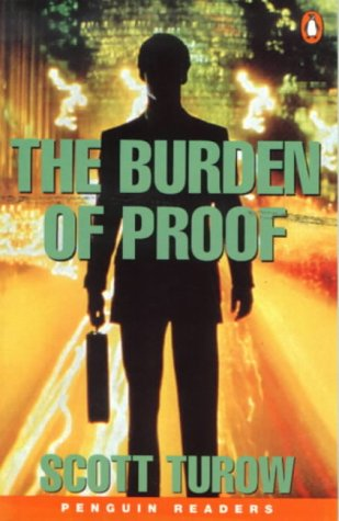 9780582402287: The Burden of Proof (Penguin Joint Venture Readers)
