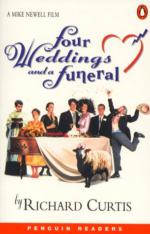 9780582402621: Four Weddings and a Funeral (Penguin Readers (Graded Readers))