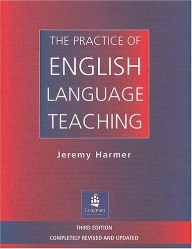 9780582403857: The Practice of English Language Teaching, 3rd Edition (Longman Handbooks for Language Teachers)