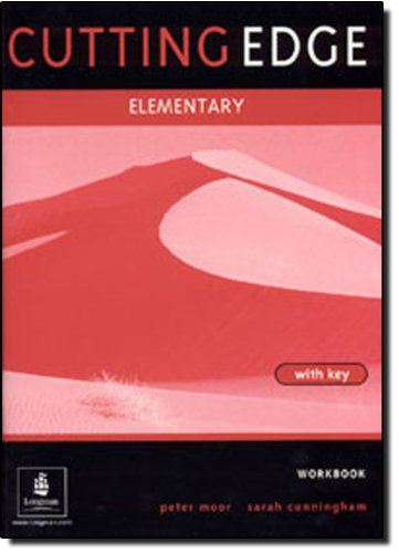 9780582403932: Cutting Edge Elementary Workbook With Key
