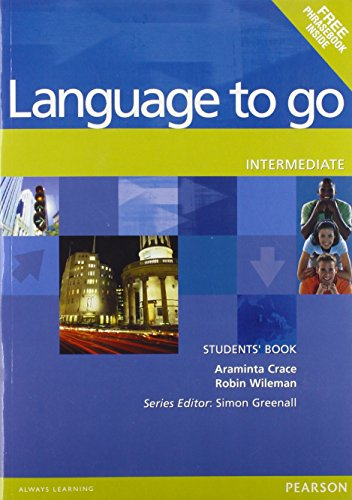 9780582403987: Language to Go Intermediate Students Book