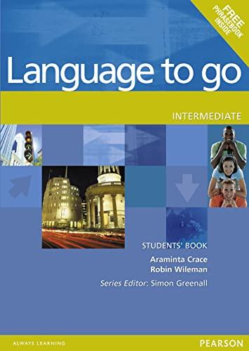 9780582403987: Language to Go: Intermediate Students Book