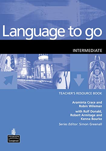 9780582404151: Language to Go Intermediate Teachers Resource Book