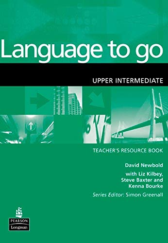 9780582404168: Language to Go Upper Intermediate Teachers Resource Book (LNGG)