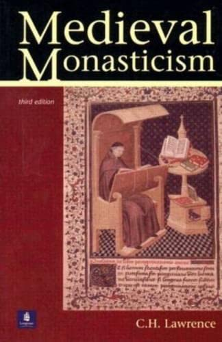 9780582404274: Medieval Monasticism: Forms of Religious Life in Western Europe in the Middle Ages