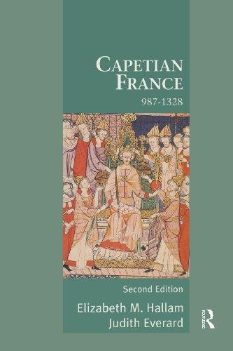9780582404281: Capetian France 987-1328