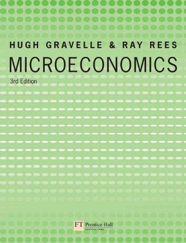 9780582404878: Microeconomics (3rd Edition)