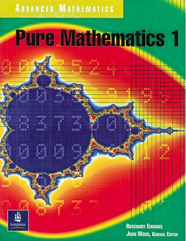 A-level Maths: AS Student's Book (Advanced mathematics): Emanuel, Rosemary