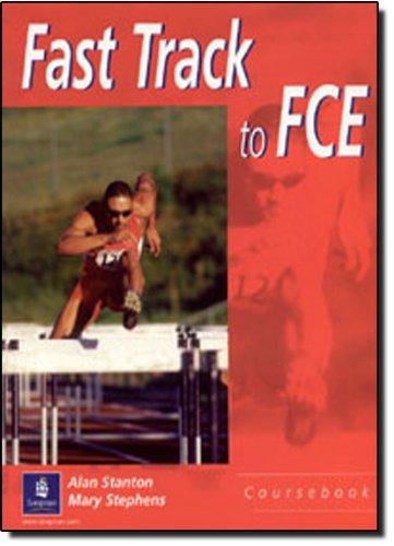 9780582405752: Fast track to Fce. Student's book. Per le Scuole superiori