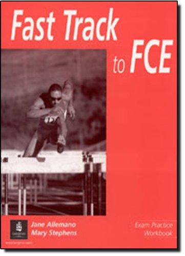 9780582405820: Fast Track to FCE: Workbook