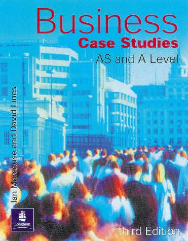 9780582406360: Business Case Studies as & A Level