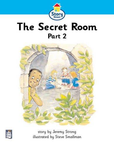 9780582406698: Secret room Part 2, The Story street Beginner Stage Step 2 Storybook 15 (LITERACY LAND) (Pt.2)