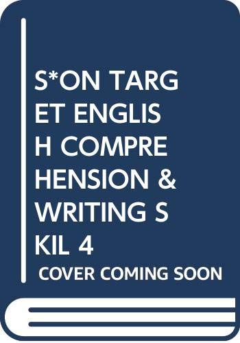 9780582408326: New Language Programme: Comprehension and Writing Bk. 4 (On Target English)