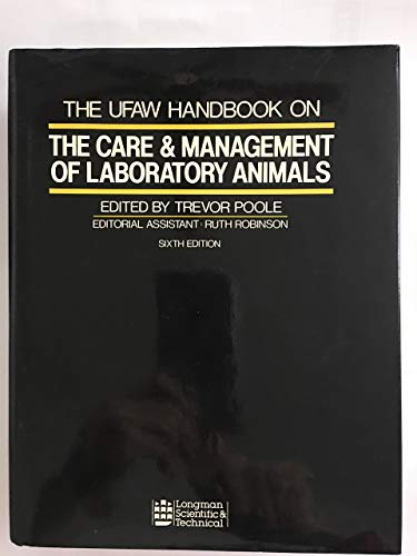 9780582409118: Handbook on the Care and Management of Laboratory Animals