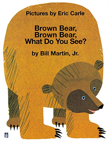 9780582411593: Brown Bear, Brown Bear, What Do You See? (Storytime Giants)