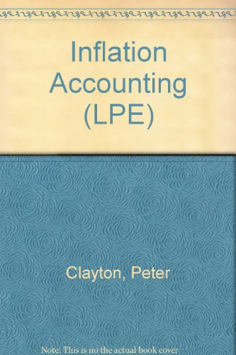 Inflation Accounting (LPE): Clayton, Peter and
