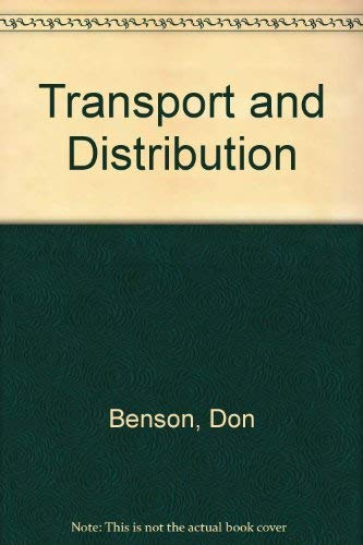 9780582413634: Transport and Distribution