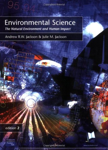 9780582414457: Environmental Science: The Natural Environment and Human Impact