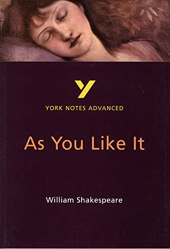 9780582414617: As You Like It (2nd Edition) (York Notes Advanced)