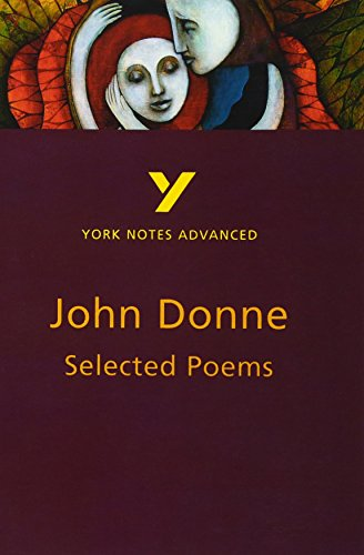 9780582414655: Selected Poems of John Donne (2nd Edition) (York Notes Advanced)