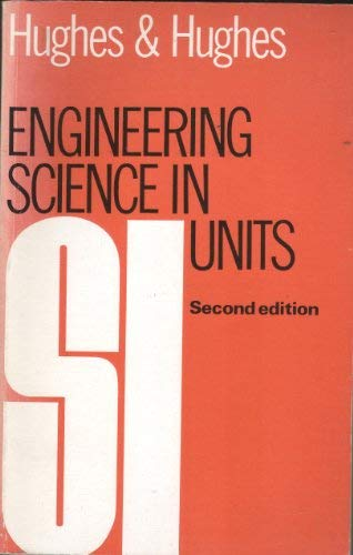 9780582415539: Engineering Science in S.I.Units