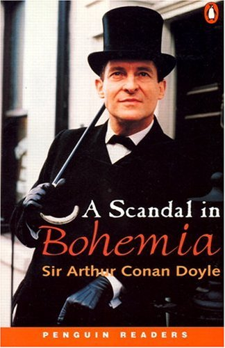 9780582416390: Scandal In Bohemia, A Pr3 (Penguin Readers: Level 3 Series)