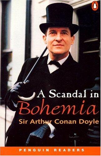 9780582416390: The Scandal in Bohemia (Penguin Readers, Level 3)