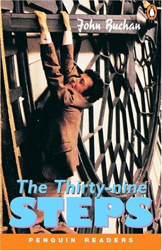 9780582416413: The Thirty-Nine Steps (Penguin Readers, Level 3)