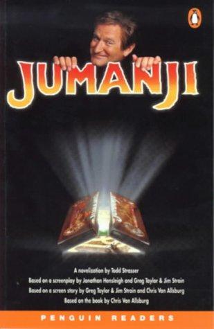 9780582416635: Jumanji (Penguin Readers: Level 2)