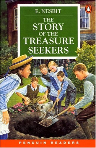 9780582416666: The Story of the Treasure Seekers (Penguin Readers, Level 2)