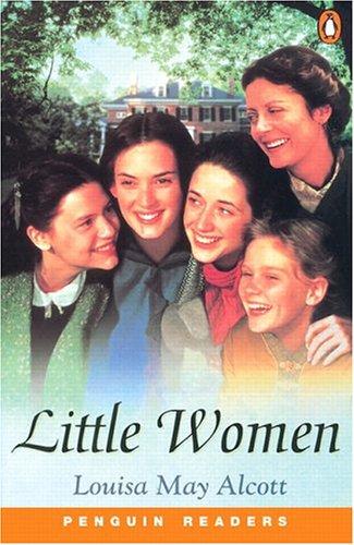 9780582416680: Little Women (Penguin Readers, Level 1)