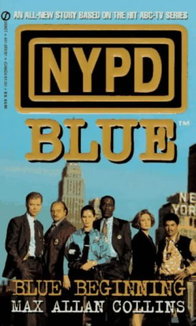 9780582416840: NYPD Blue: Blue Beginning New Edition (Penguin Readers (Graded Readers))