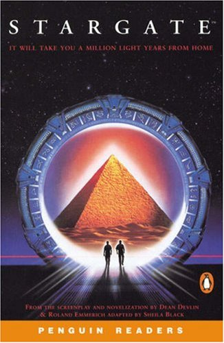 StarGate (Penguin Readers, Level 3): Sheila Black, David Wharry