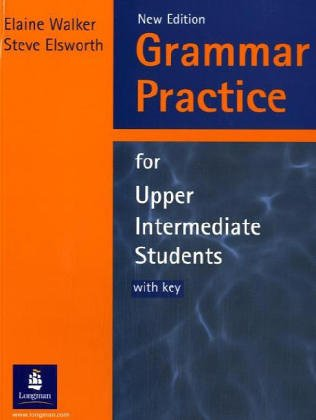 9780582417212: Grammar Practice for Upper Intermediate Students: With Key