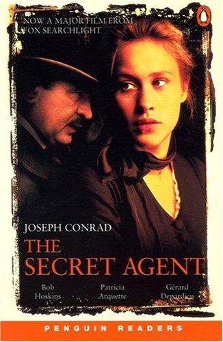 9780582417694: SECRET AGENT, THE PR3 (Penguin Readers: Level 3 Series)