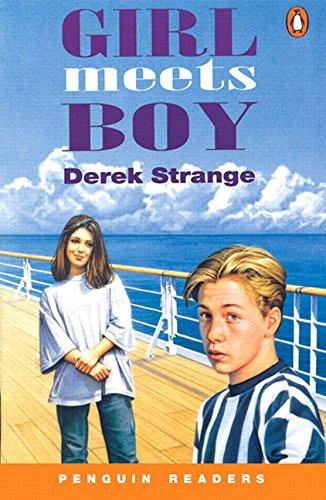 9780582417786: Girl Meets Boy (Penguin Readers: Level 1 Series)