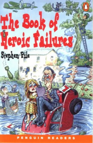 9780582417861: The Book of Heroic Failures (Penguin Readers: Level 3)