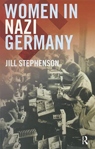 9780582418363: Women in Nazi Germany